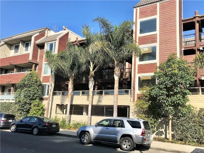 Marina Del Rey Condo/Townhouse For Sale: 4050 Via Dolce #239