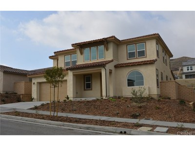 Canyon Country Single Family Home For Sale: 25163 Cherry Ridge Drive