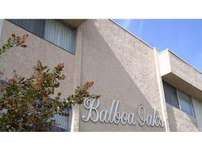 Encino Condo/Townhouse For Sale: 5139 Balboa Boulevard #10