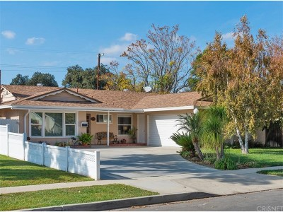 West Hills Single Family Home For Sale: 7717 Capistrano Avenue