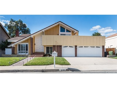 Westlake Village Single Family Home For Sale: 3260 Sawtooth Court
