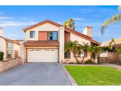 Moorpark Single Family Home For Sale: 6431 Linville Court