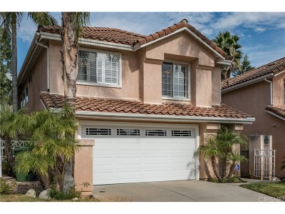 Calabasas Single Family Home For Sale: 24719 Calle Largo