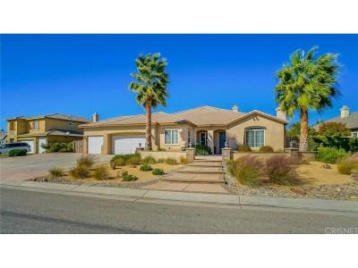 Lancaster Single Family Home For Sale: 41875 Montallegro Street