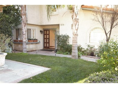 Calabasas Condo/Townhouse For Sale: 5958 Ruthwood Drive