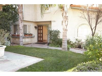 Calabasas CA Condo/Townhouse For Sale: $659,000