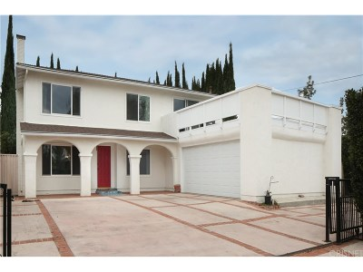 Simi Valley Single Family Home For Sale: 3665 Cochran Street