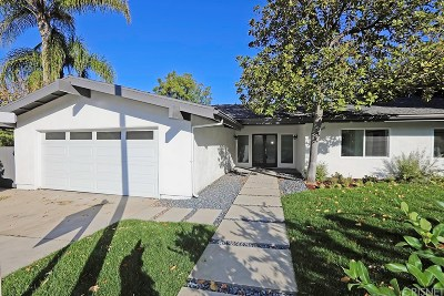 Calabasas Single Family Home For Sale: 22983 Paul Revere Drive