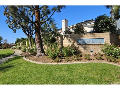 Simi Valley Condo/Townhouse For Sale: 6093 Nevelson Lane