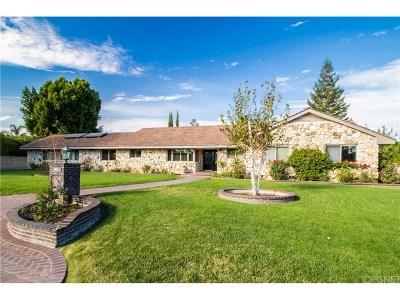 Northridge Single Family Home For Sale: 19153 Marilla Street