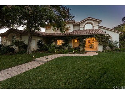 Simi Valley Single Family Home For Sale: 50 Highland Road