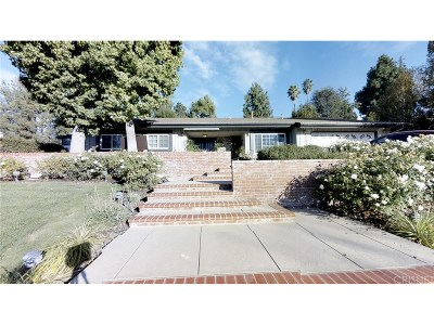Woodland Hills Single Family Home For Sale: 4950 Bascule Avenue