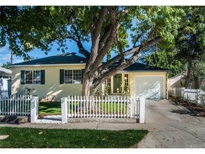 Encino Single Family Home For Sale: 5708 Newcastle Avenue