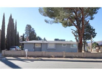 Quartz Hill Single Family Home For Sale: 5112 West Avenue L14