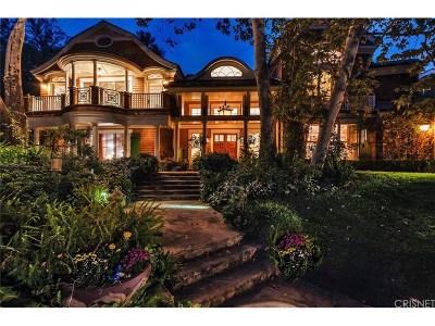 Tarzana Single Family Home For Sale: 19115 Charles Street