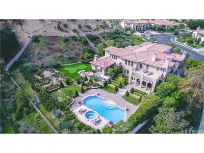 Single Family Home For Sale: 25400 Prado De Las Fresas