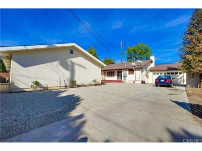 Woodland Hills Single Family Home For Sale: 22222 Vanowen Street