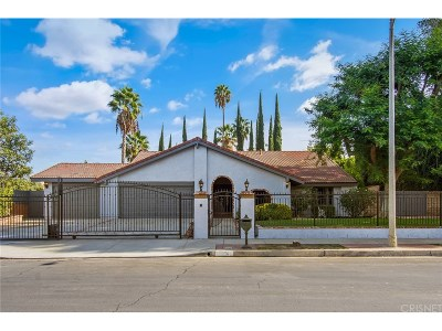 Woodland Hills Single Family Home For Sale: 6300 Royer Avenue