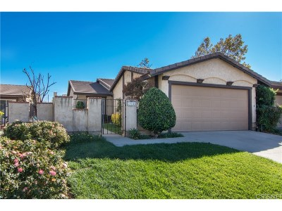 Valencia Single Family Home For Sale: 25546 Alicante Drive