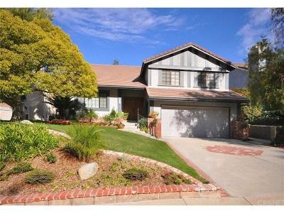 West Hills Single Family Home For Sale: 7100 Castle Peak Drive