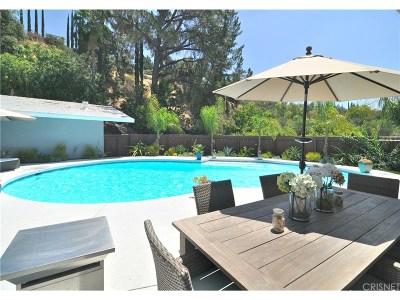 Tarzana Single Family Home For Sale: 4460 South Vanalden Avenue