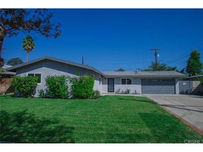 Canoga Park Single Family Home For Sale: 7516 Moorcroft Avenue