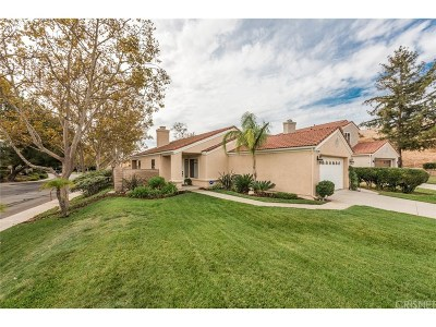 Moorpark Single Family Home For Sale: 15298 Sosna Court