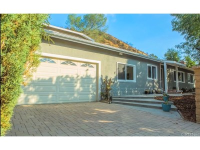 Woodland Hills Single Family Home For Sale: 4164 Natoma Avenue