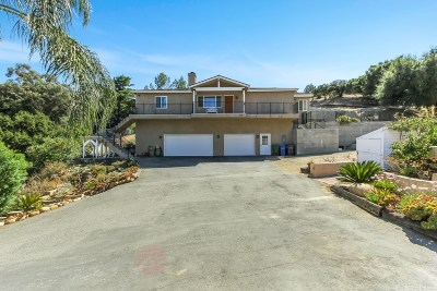 Simi Valley Single Family Home For Sale: 1029 Gaston Road