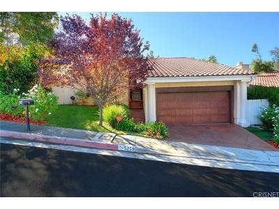 Woodland Hills Single Family Home For Sale: 5259 Calderon Road