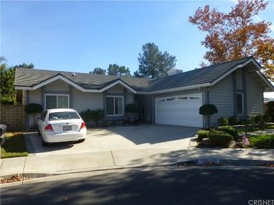Valencia Single Family Home For Sale: 26052 Bella Santa Drive