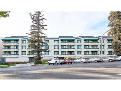 Los Angeles Condo/Townhouse For Sale: 435 South La Fayette Park Place #316