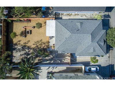 Los Angeles Single Family Home For Sale: 1678 West Jefferson Boulevard
