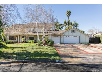 Simi Valley Single Family Home For Sale: 367 Buckboard Circle