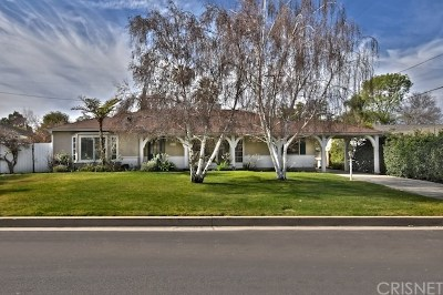 Encino Rental For Rent: 5117 Sophia Avenue