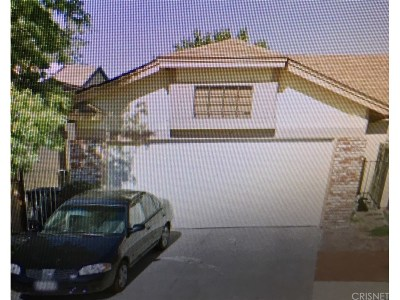 Palmdale Single Family Home For Sale: 37608 15th Street East