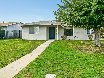 Palmdale Single Family Home For Sale: 38551 Landon Avenue