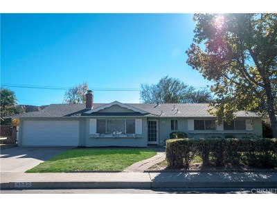 Simi Valley Single Family Home For Sale: 4582 Alpine Street