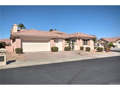 Palm Desert Single Family Home For Sale: 78496 Sterling Lane