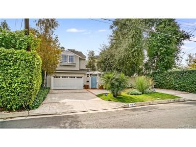 Encino Rental For Rent: 16214 Morrison Street
