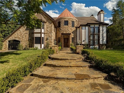 Woodland Hills Single Family Home For Sale: 4618 Westchester Drive