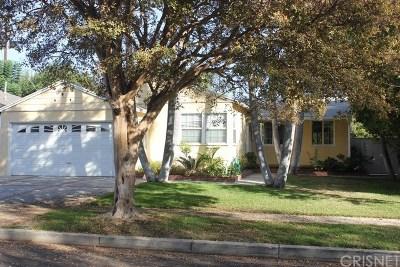 Northridge Single Family Home For Sale: 8914 Gladbeck Avenue
