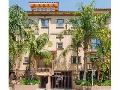 Condo/Townhouse For Sale: 4612 Vista Del Monte Avenue #8