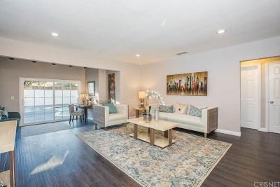 Long Beach Single Family Home For Sale: 3845 Stevely Avenue