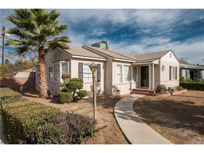 Encino Single Family Home For Sale: 16717 Magnolia Boulevard