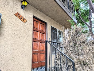 Burbank Condo/Townhouse For Sale: 1149 North Parish Place #5