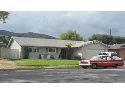 Simi Valley Single Family Home For Sale: 5504 Katherine Street