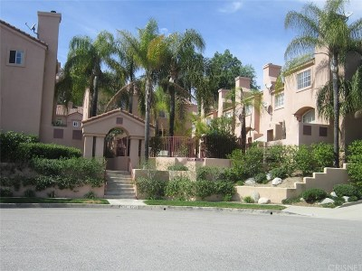 Calabasas CA Condo/Townhouse For Sale: $589,500