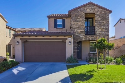 Valencia Single Family Home For Sale: 28984 North West Hills Drive