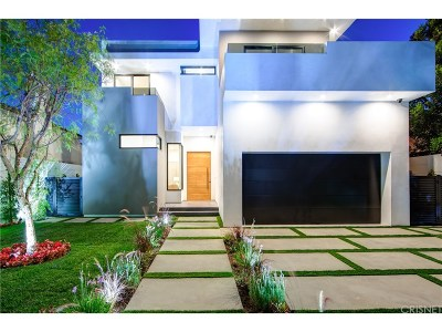 Los Angeles CA Single Family Home For Sale: $3,795,000